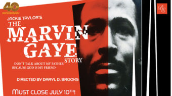 """In """"The Marvin Gaye Story,"""" sexual healing is the political"""