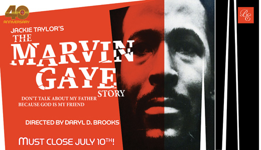 "In ""The Marvin Gaye Story,"" sexual healing is the political"