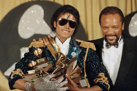Image result for michael jackson grammy