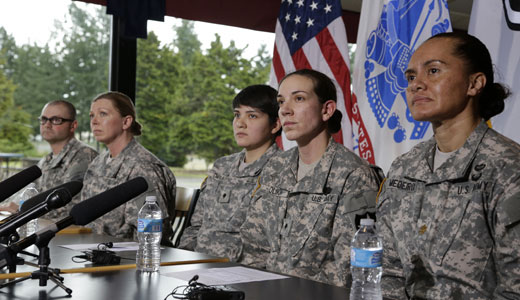 Women in combat: A deeper look into women's equality