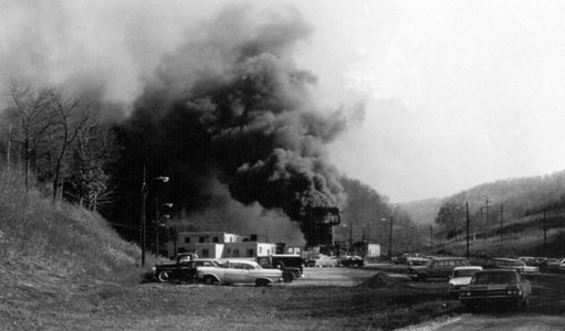 Today in labor history: Everettville mine explosion