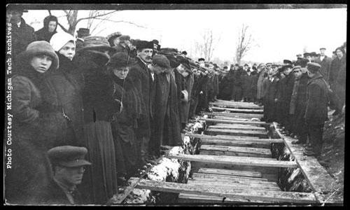 When miners' children died: Italian Hall massacre, 100 years later