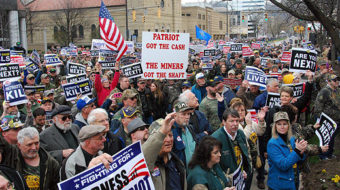 Judge OKs Patriot Coal plan to renege on miners' pensions