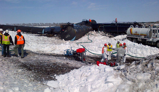 Recovery underway for Minnesota oil spill, but what lessons learned?