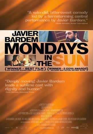 "Movies you might have missed: ""Mondays in the Sun"""