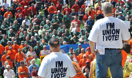 MO AFL-CIO Convention: Focus on elections and ballot initiatives