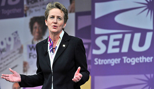 SEIU's Henry: Unions need new approaches to attract youth