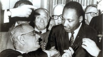 He is gone from you now … reflections on Dr. Martin Luther King Jr.