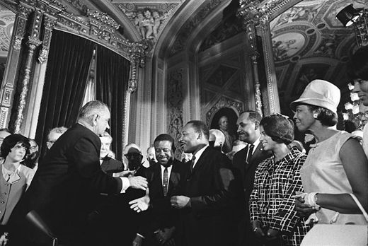 Today in labor and peoples history: Voting Rights Act of 1965