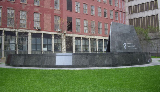Today in African American history: African Burial Ground National Monument