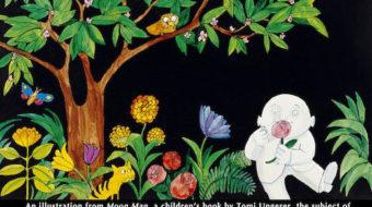 """""""Far Out Isn't Far Enough"""": unique art of Tomi Ungerer"""