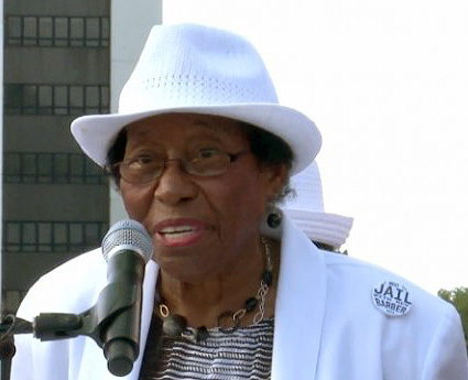 Rosanell Eaton, 92, sues North Carolina for taking her vote