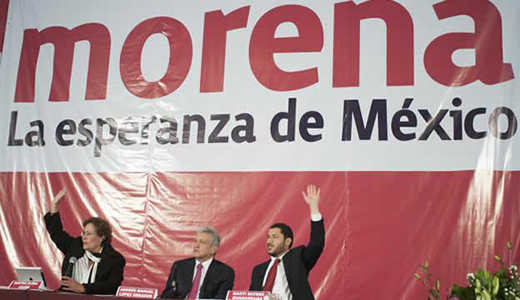 Morena, the hope of Mexico