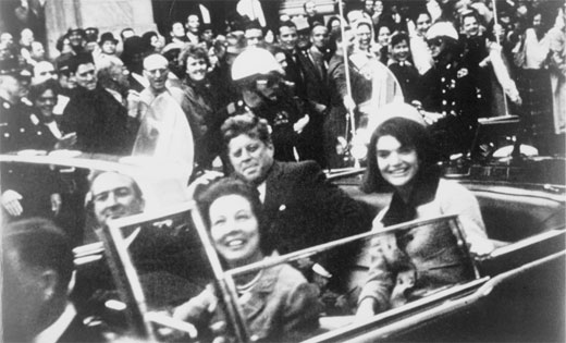 View from Dallas: Let's not forget what JFK did