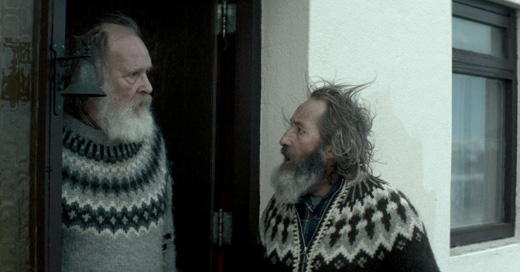 Inextricable bond between shepherd and flock: A modern Icelandic tragicomic film