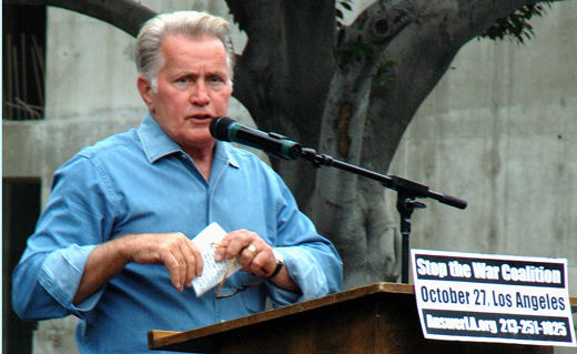Today in history: Actor-activist Martin Sheen celebrates his 75th birthday