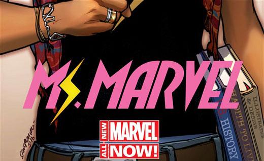 Marvel unveils new Muslim superheroine