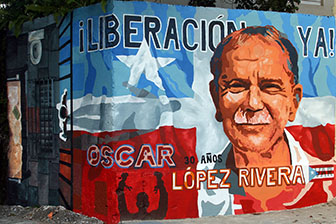 Petition drive seeks freedom for Oscar Lopez Rivera