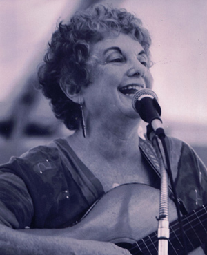 Today in history: Uncle Ruthie Buell born 85 years ago, still performing