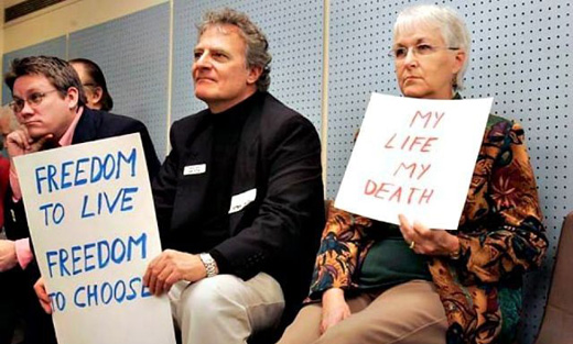 California governor signs doctor-assisted death bill for terminal patients