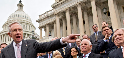 The 2014 midterm elections: Fear and promise