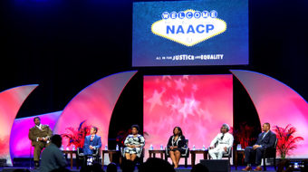 "NAACP: ""Our agenda is essential"" for democracy"