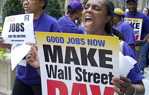 Thousands nationwide to rally for jobs