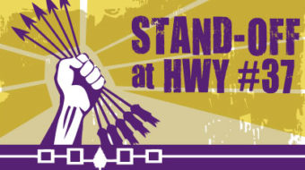 """""""Stand-Off at HWY #37"""": Mixed loyalties, motives in great Native drama"""