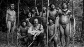 """Embrace of the Serpent"": Odyssey into Amazonian ""heart of darkness"""