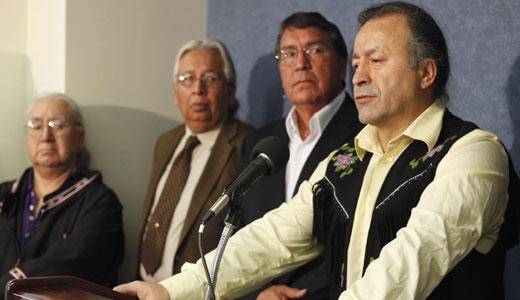 Keystone XL: Native Americans outraged