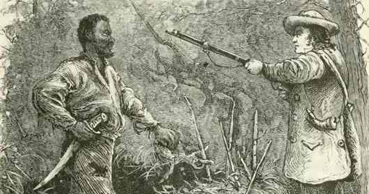 Today in labor history: Nat Turner captured
