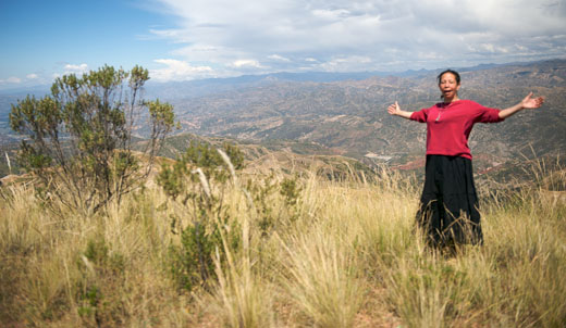 Bolivia's law gives nature equal rights to humans