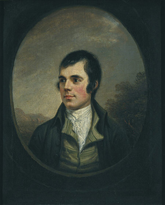 Today in labor history: People's poet Robert Burns is born