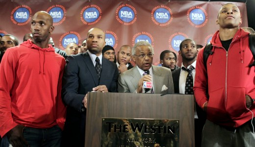 "Commissioner Stern: NBA headed toward ""nuclear winter"""