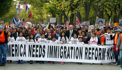 GOP-controlled House votes to undo Obama's orders on immigration reform