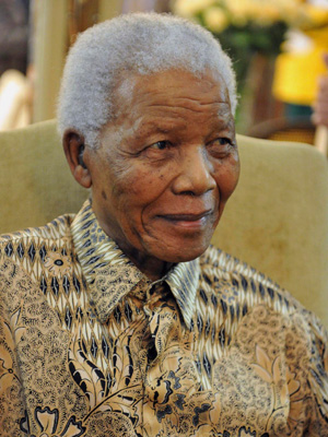 Today in history: Nelson Mandela's birthday