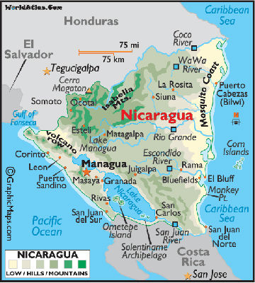 Why aren't Nicaragua's children fleeing to the U.S?