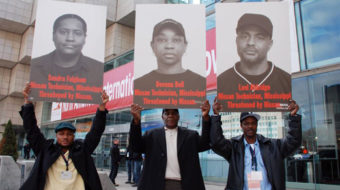 Mississippi Nissan workers go global in fight for justice