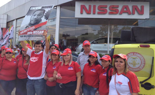Mississippi Nissan workers seek State Department help in dealing with company