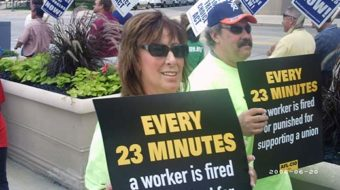 Companies continue attack on national labor board