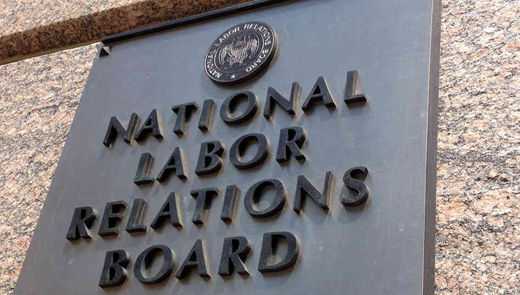 Big business again sues labor board over union election rules