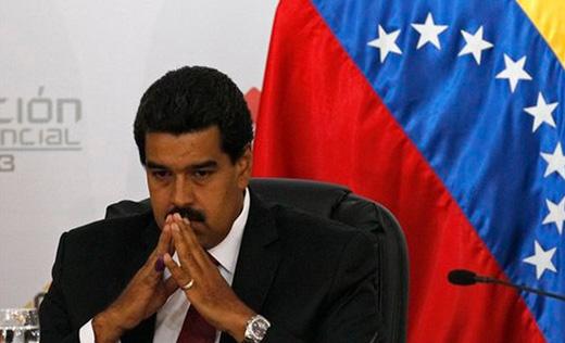 Venezuela's socialist government, besieged, finds worldwide support