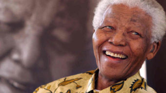 Join us Tuesday to discuss the life and legacy of Nelson Mandela