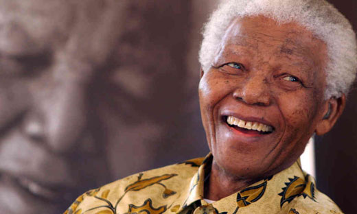 Everyday South Africans celebrate Mandela's life