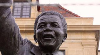 Remembering Mandela's visit to Washington