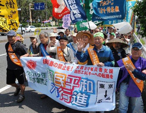 Japan's right: going nuke?