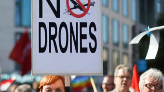 Drones, lies, and May Day in Germany