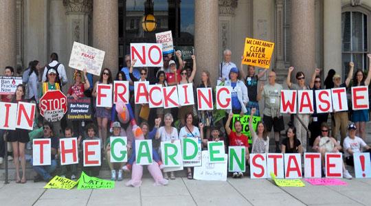New Jersey Senate passes fracking waste ban