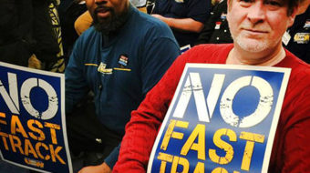AFL-CIO launches six-figure ad campaign to stop Fast Track