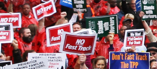 Senate sidetracks fast-track for TPP – for now